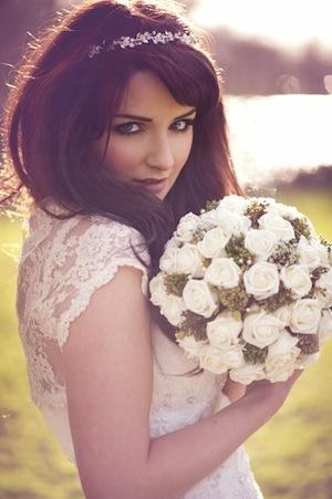 Brautfrisur Lang Hochsteckfrisuren Langes Haar